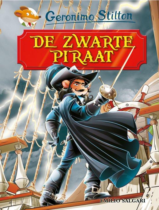 De zwarte piraat - Geronimo Stilton