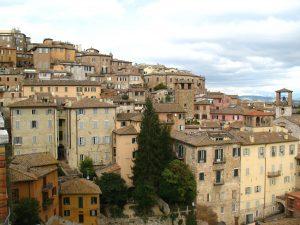 Perugia - vakantie in Umbrië