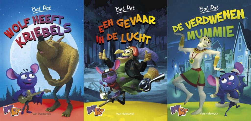kinderboeken vertalen